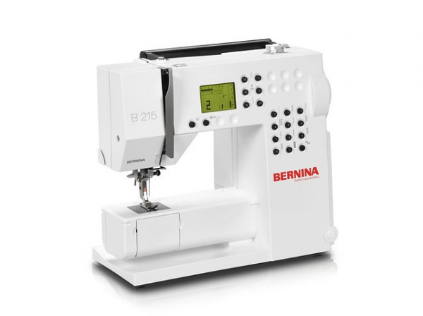 Foto BERNINA 215 naaimachine