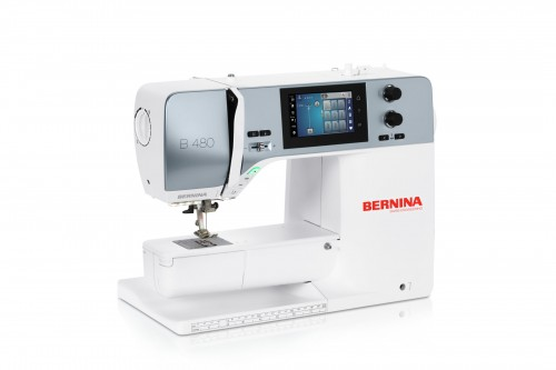 Foto BERNINA 480 naaimachine