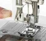 Foto Inrijgautomaat voor naalden